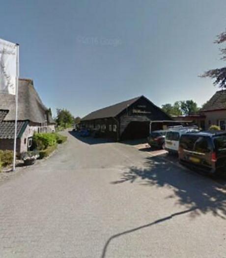 Controle bij De Marshoeve in Loenen