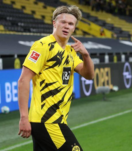 Haaland treedt als 'Golden Boy' in voetsporen De Ligt en Van der Vaart
