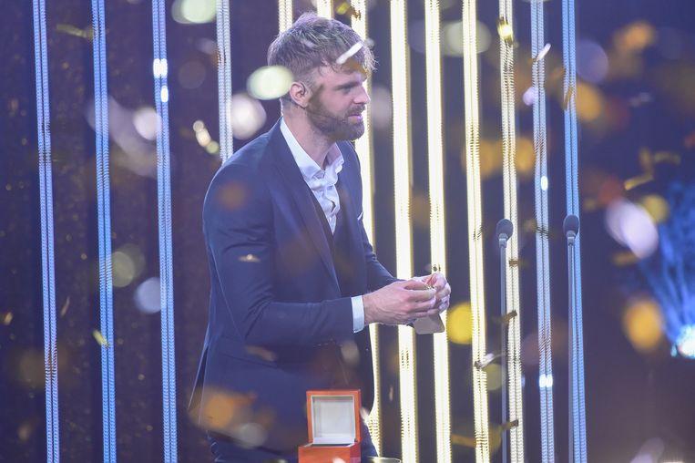 55ste Gouden Televizier-Ring Gala 2020 in Theater Carré, Amsterdam. Beeld EM-Press/Patrick van Emst/Brun