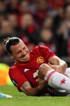 Zlatan bedankt fans voor steun: Opgeven is geen optie
