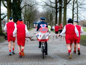 Valentijnrun in Rivierenhof afgelast, mogelijk later dit jaar nieuwe datum