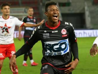 """Kan Badamosi bij KV Kortrijk in voetsporen van Moffi treden? """"Tonen dat ik vertrouwen waard ben"""""""