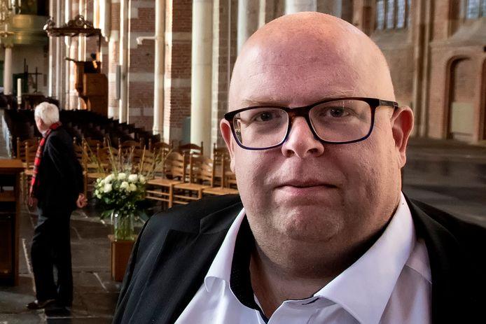 ,,Het is balen'', zegt koster Marco Heemskerk. ,,We hadden het juist zo mooi voor elkaar.''