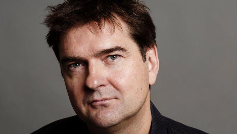 Paul de Munnik: 'Ik vind hertalen zo'n stom woord, ik noem het liever bewerken' Beeld Bob Bronshoff