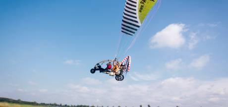 Minivliegtuigjes starten en landen weer legaal in Overbetuwe