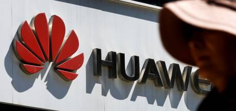 'Personeel Huawei werkte samen met defensie'