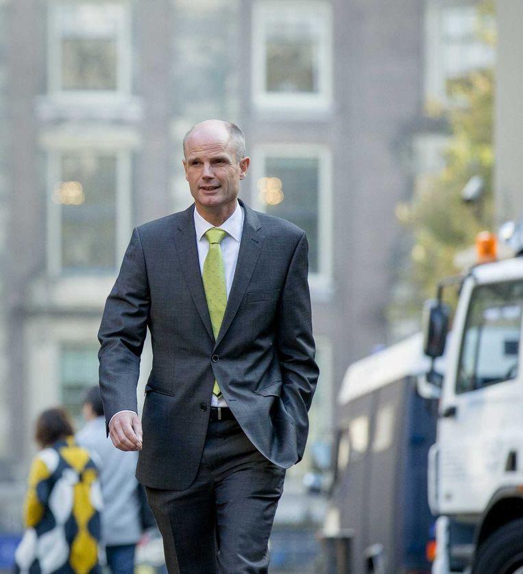 Minister Blok (Wonen en Rijksdienst). Beeld anp