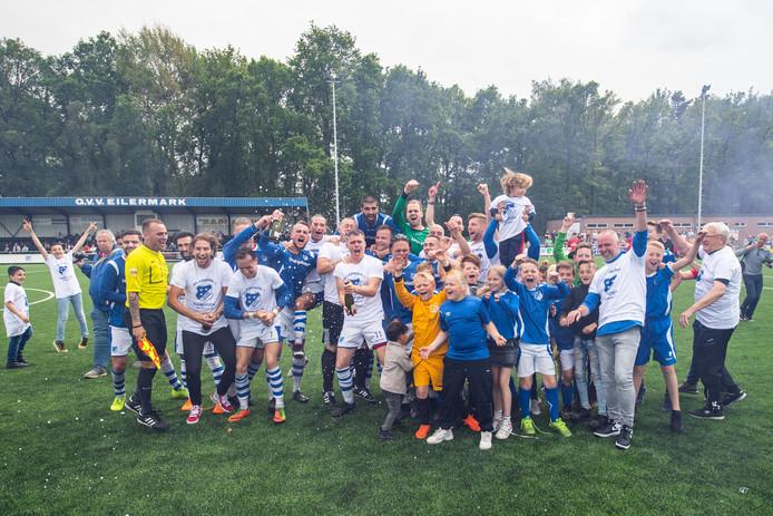 Eilermark: kampioen van 3A.