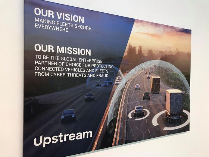 Upstream werkt in Tel Aviv aan veilige auto's