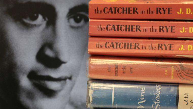 Salinger is 91 jaar geworden. Foto AP Beeld