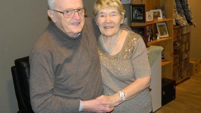 Het mooiste liefdesverhaal van 2018? Albert (81) en Liliane (81) kusten voor het eerst in maart en trouwden in september