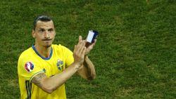 FT buitenland: Ibrahimovic voor het eerst in tien jaar niet verkozen tot Zweedse speler van het jaar