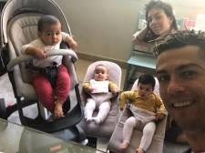 Familieman Ronaldo en Gullit vs Bebeto