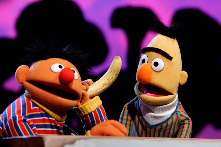 Bert En Ernie Zijn Homo Maar Wat Maakt Dat Uit Trouw