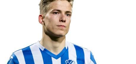 Dario van den Buijs naar Heracles: 'Dit is voor mij de juiste stap'