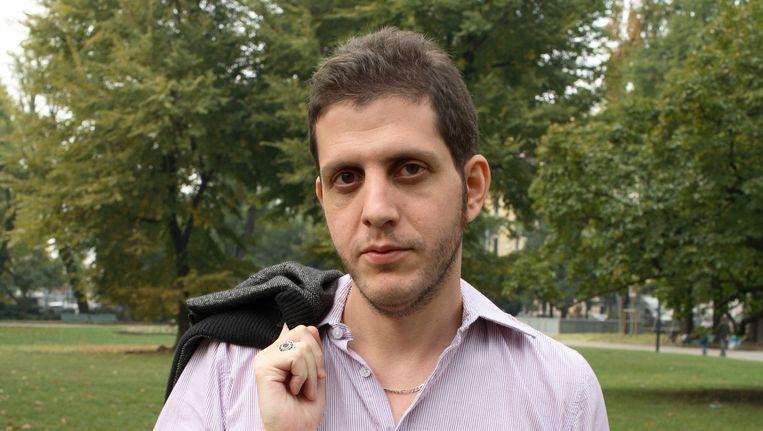 Nir Baram: 'Mensen zijn slecht geïnformeerd, er zijn in Gaza geen Israëlische verslaggevers.' Beeld Hollandse Hoogte