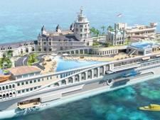 Duurste jacht ter wereld: 1 miljard dollar