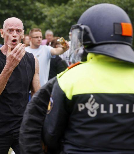Nederland in opstand wil in Utrecht demonstreren ondanks verbod, politie dreigt met ingrijpen