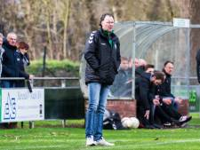Langstzittende trainer in regionale amateurvoetbal vertrekt