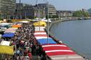 Le marché de la Batte de ce 24 mai s'étendra de l'Îlot Saint-Georges à la place des Déportés. Illustration.