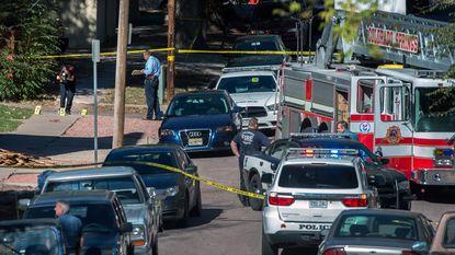 Vier doden bij schietpartij in Colorado