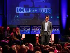 College Tour keert terug, maar zonder Twan Huys