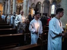 'Testdienst' in een nieuwe kerk