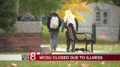 Amerikaanse universiteit dicht nadat 100-tal studenten ziek worden