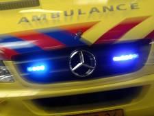 Zwaargewonde bij brand in zorgcentrum Culemborg