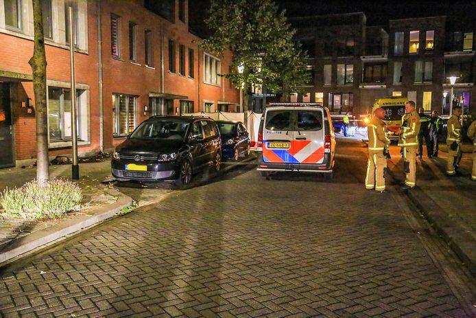 Scooterrijder overleden in Helmond