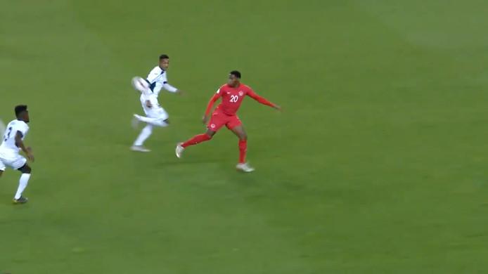 Jonathan David brille de mille feux avec son équipe nationale.