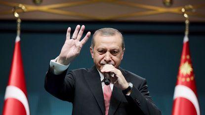 Erdogan kondigt noodtoestand af