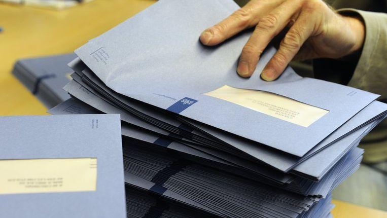 Duizenden kleine zelfstandigen komen in de bijstand bij afschaffen belastingaftrek Beeld anp