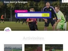 Goes lanceert sportwebsite