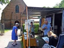 Kunstweekend Kloosterzande: tekenen in de schaduw