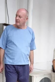 Coffeeshopbaas Van Laarhoven vervroegd vrij: 'Smacht naar hereniging met familie'