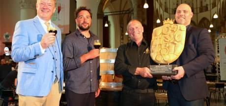 Bronckhorster Nightporter tot beste bier van Nederland verkozen