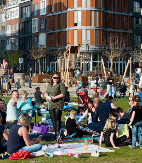 Iftarpicknick op stadsstrand Veenendaal afgelast wegens slecht weer