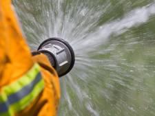 Plan d'intervention communal à Mouscron: deux maisons de rangée ravagées par le feu