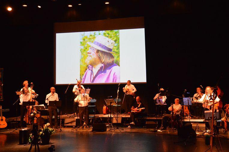 Het hommageconcert van Rufijn De Decker in mei in De Plomblom.