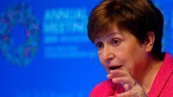 """IMF-topvrouw over handelsoorlog VS-China: """"Wapenstilstand is niet genoeg, we hebben vrede nodig"""""""