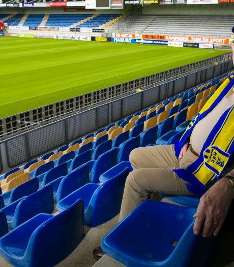 Hein (87) is RKC-fan forever. Maar nu even niet