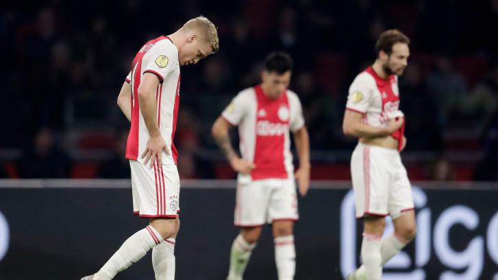 Ajax lijdt tegen Willem II eerste competitienederlaag