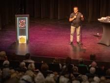 Seizoensopening Literair Café Helmond:  Tom Lanoye blijft de stilte bestrijden