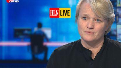 HLN LIVE. Minister Nathalie Muylle legt uit hoe we vanaf 8 juni op café en restaurant zullen gaan