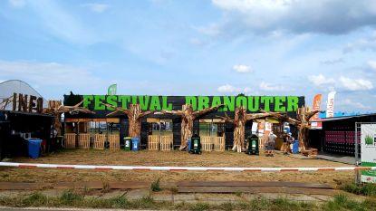 Festival Dranouter strikt Het Zesde Metaal en Bazart
