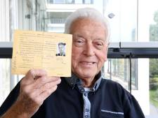 Adrie Tax is 60 jaar EHBO'er en er hartstikke trots op