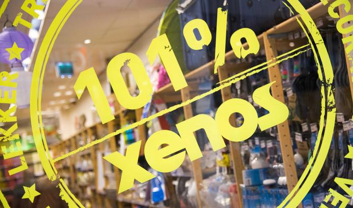 De Xenos-winkel in de Molenpoort in Nijmegen wordt een Casa-formule.
