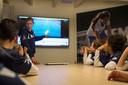 Het systeem van 360SI uit Enschede wordt door trainers ook gebruikt voor analyse van wedstrijden.