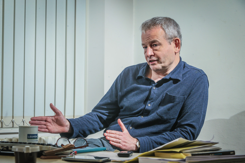 Bart Maddens. Beeld Pieter-Jan Vanstockstraeten / Photonews